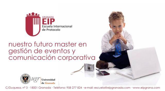 Máster en Gestión de Eventos y Comunicación Corporativa