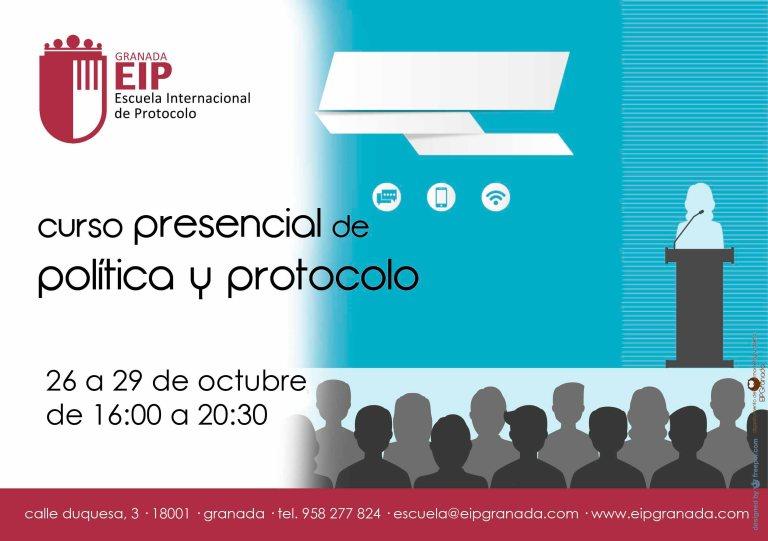 Curso Política y Protocolo