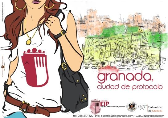 granada, ciudad de protocolo