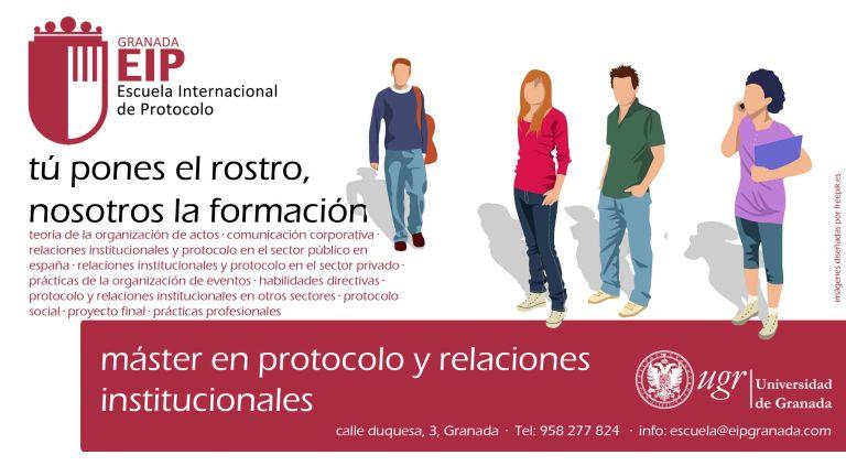 Máster en Protocolo y Relaciones Institucionales