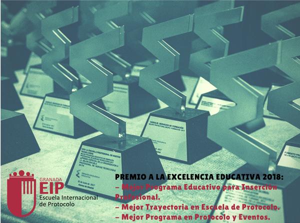 eipGRANADA PREMIO EXCELENCIA EDUCATIVA 2018