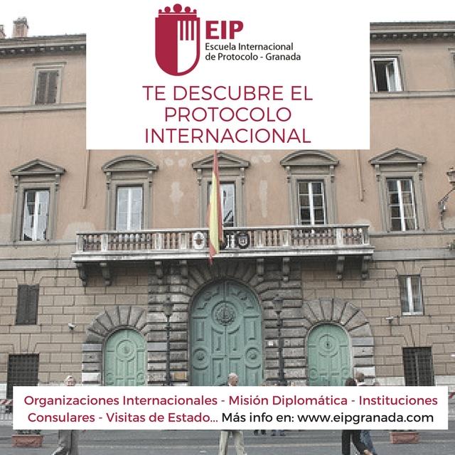 embajada roma