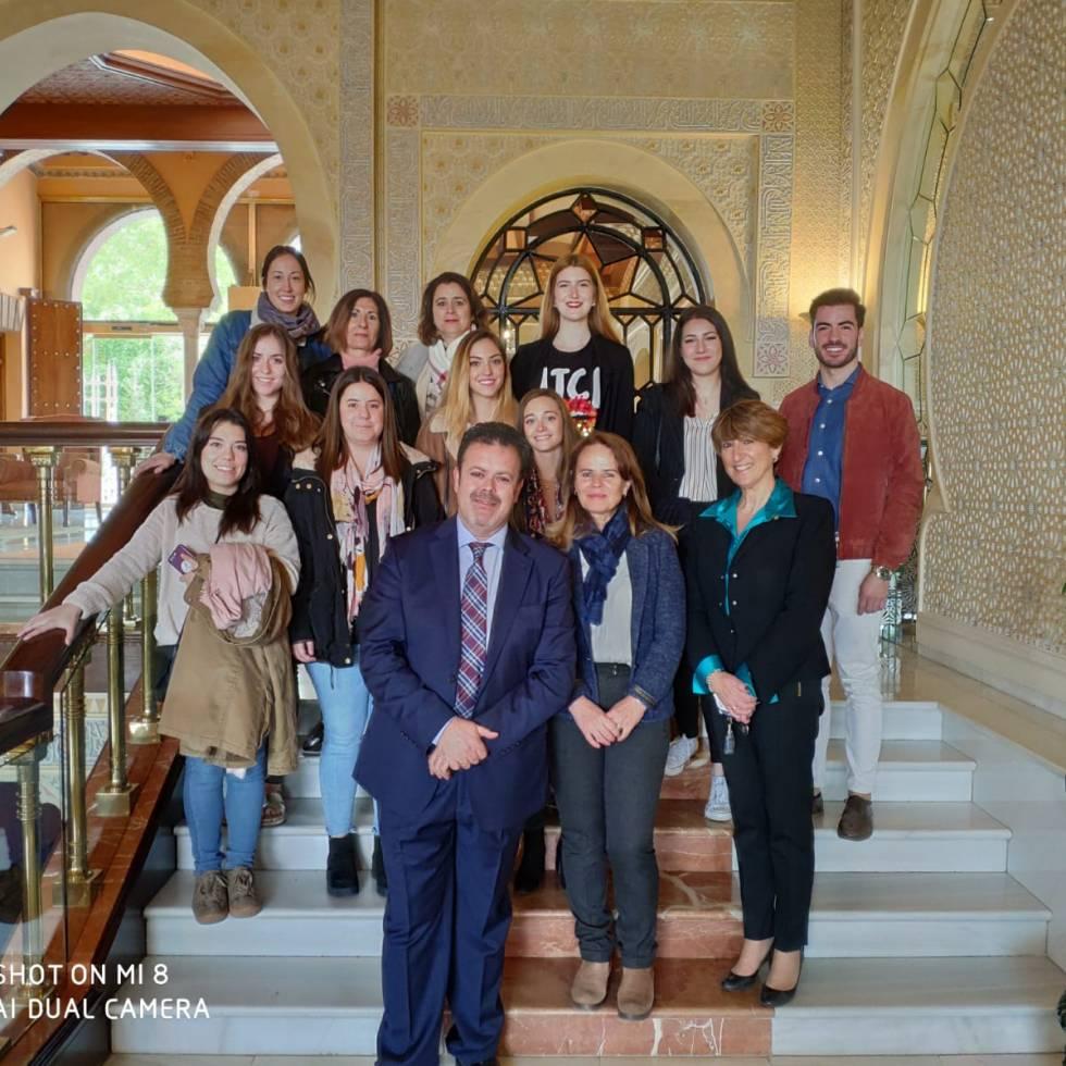 Visita al Palace